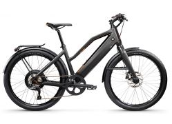 "Stromer ST1x 25 dame 17"" charcoal"